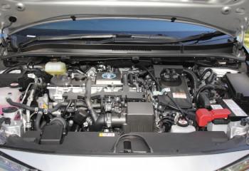 2018 Toyota Corolla MZE Ascent Sport Hatchback
