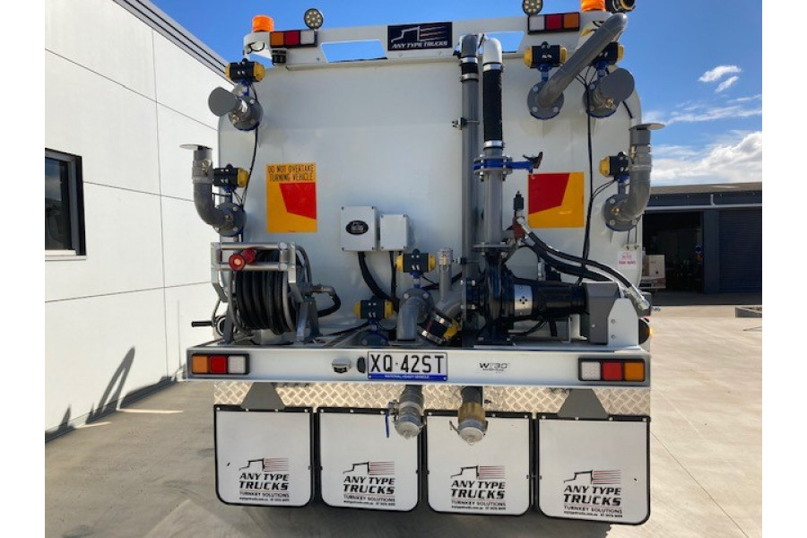 2021 Hino 500 Series  FM 2632 MEDIUM AUTO Tanker