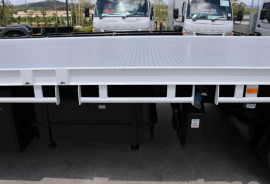 2018 Fuso Fighter 1024 MANUAL STEEL TRAY TRAY 1024 Tray back