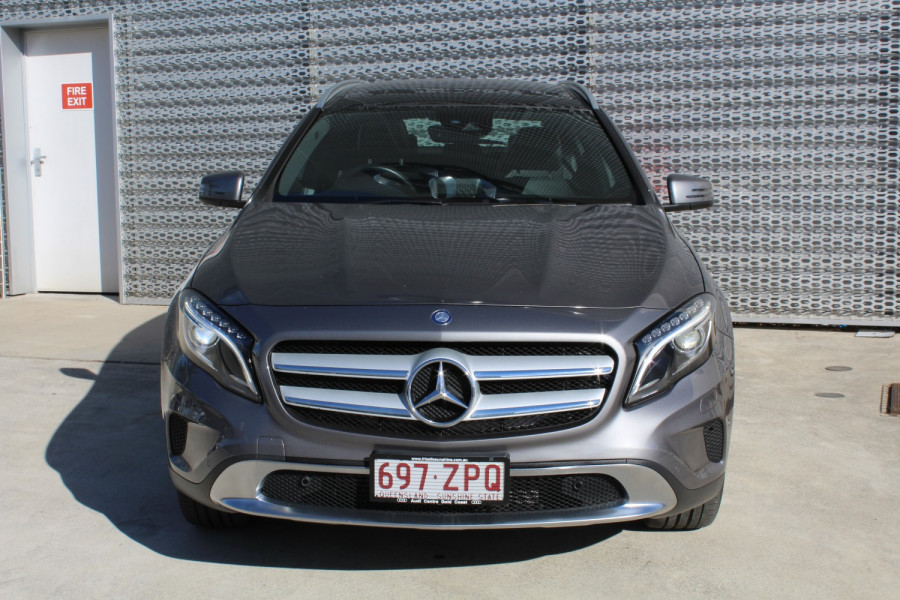 2016 MY06 Mercedes-Benz Gla-class X156 806MY GLA180 Wagon