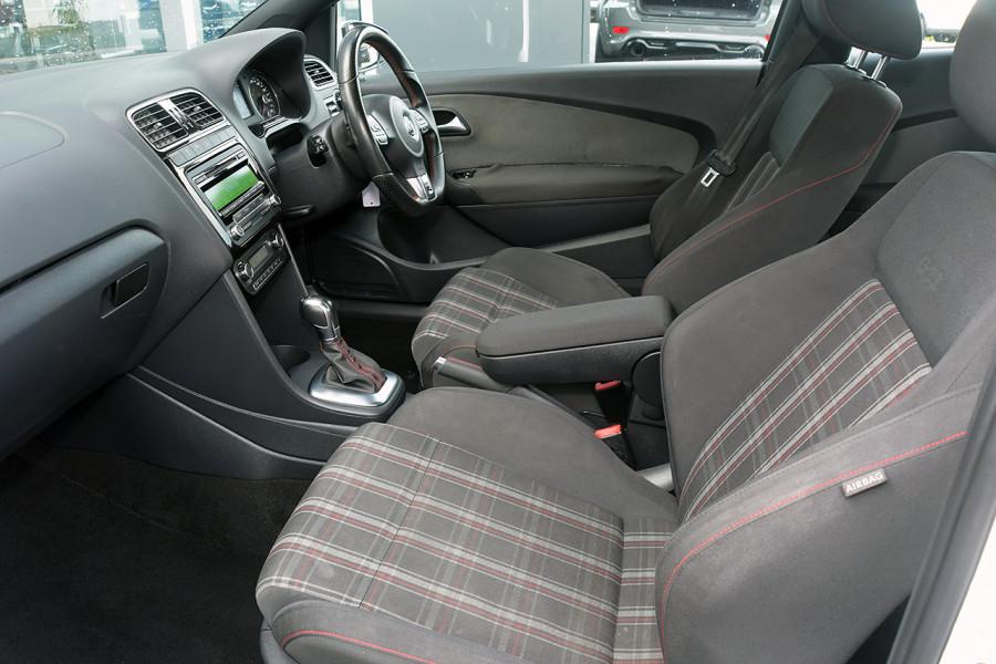 2011 Volkswagen Polo 6R MY11 GTI Hatchback