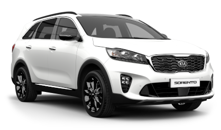 Sorento Black Edition Petrol Automatic