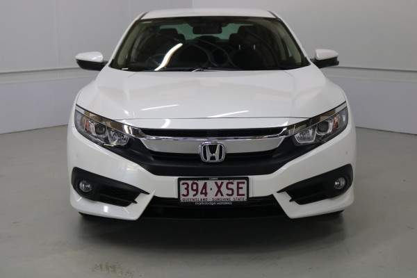2017 Honda Civic 10TH GEN MY17 VTI-L Sedan Image 2