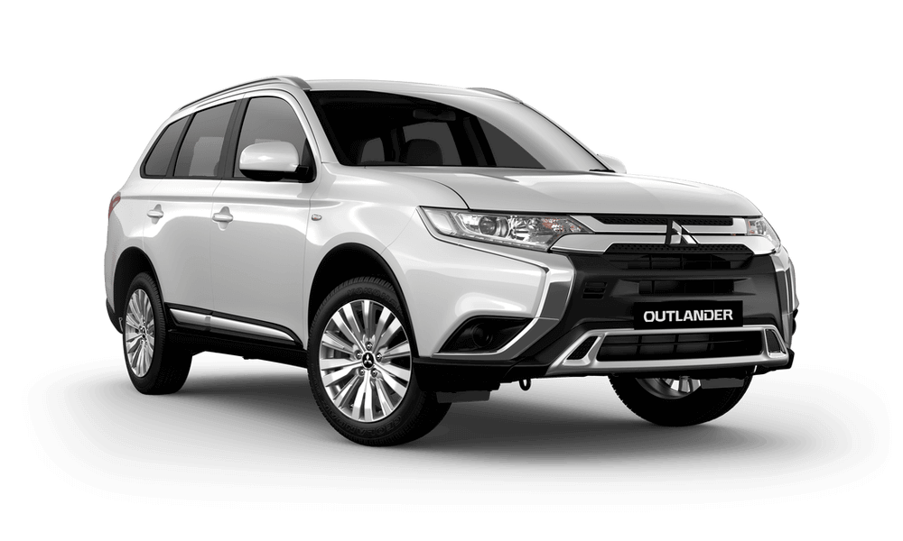 20MY OUTLANDER ES 2WD - 7 SEATS  PETROL CVT AUTO
