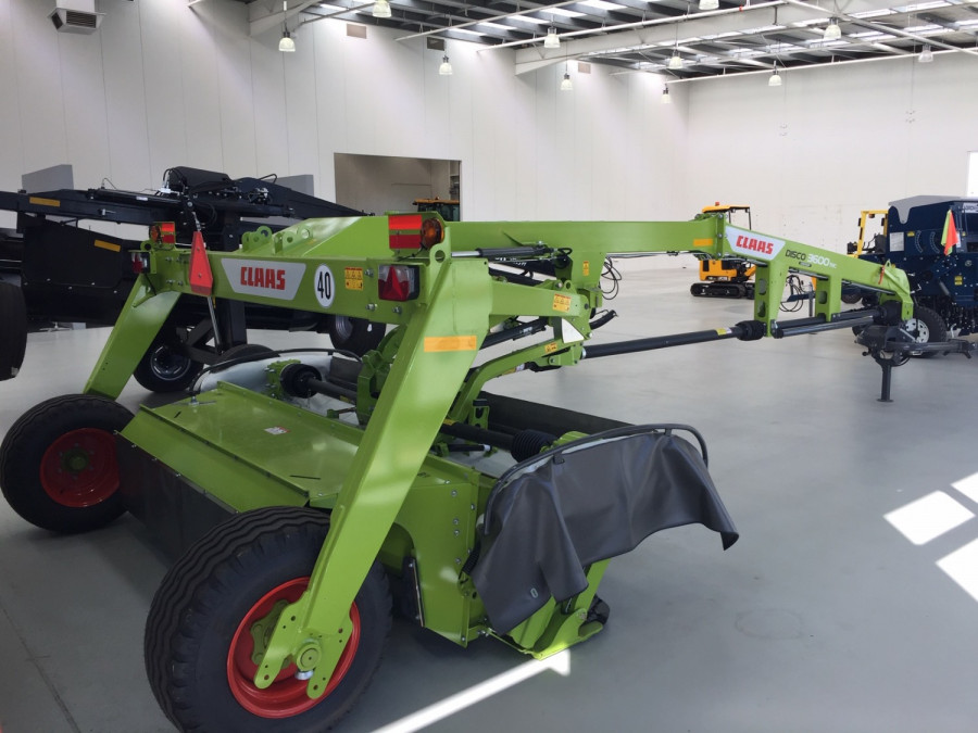 2021 CLAAS D13600TRC Hay mower Image 3