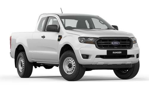 2019 Ford Ranger PX MkIII 4x4 XL Super Cab Pick-up Utility