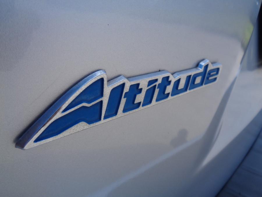 2009 Toyota Kluger GSU40R ALTITUDE Wagon