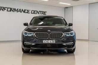 2018 BMW 6 Series Hatchback