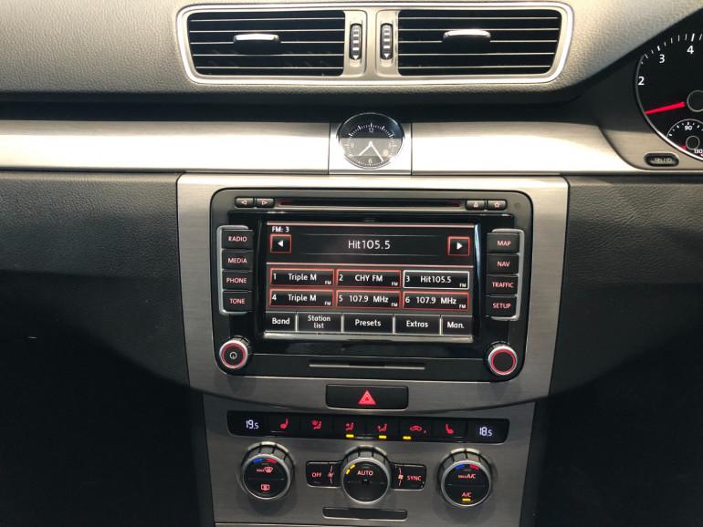 2014 Volkswagen Passat 3C 118TSI Wagon Image 9