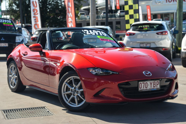 2016 Mazda Mx-5 ND Convertible
