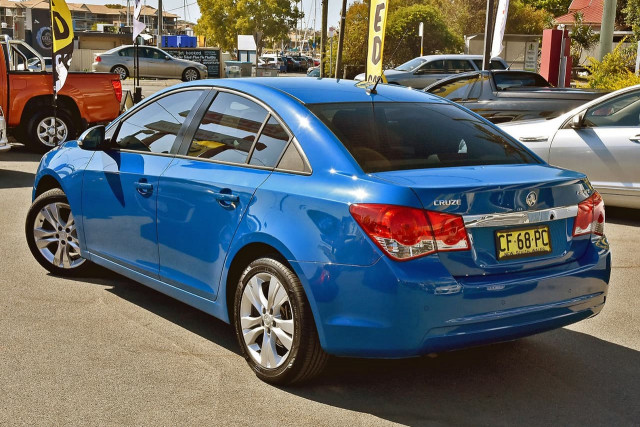 2015 Holden Cruze JH Series II MY15 Equipe Sedan Image 2