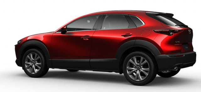 2020 Mazda CX-30 DM Series G25 Touring Wagon Mobile Image 19