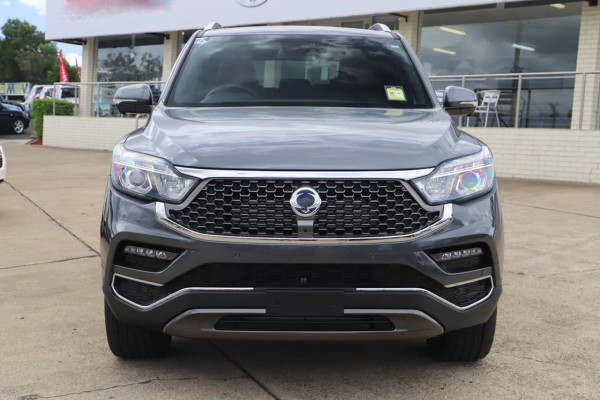 2021 SsangYong Rexton Y450 Ultimate Suv Image 5
