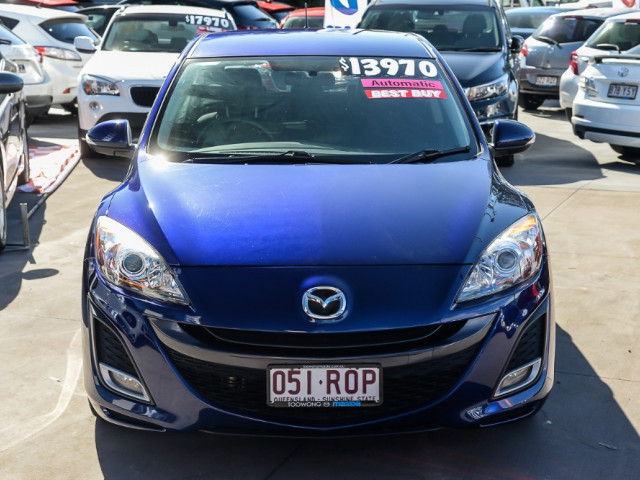 2011 Mazda 3 BL10L1 SP25 Hatchback