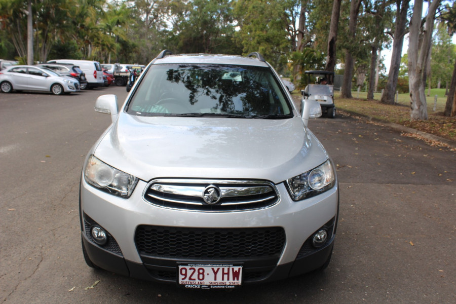 2013 Holden Captiva CG  7 CX Suv