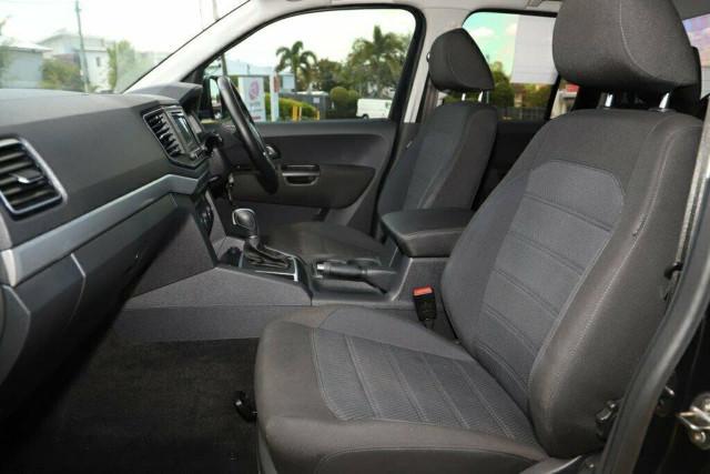 2018 Volkswagen Amarok 2H MY18 TDI550 Sportline Utility Image 14
