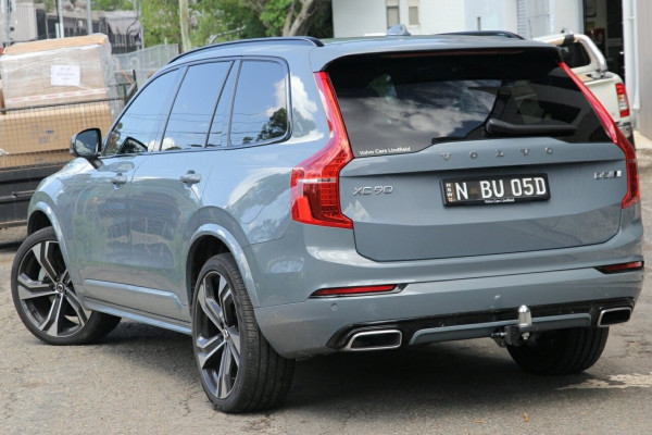 2019 MY20 Volvo XC90 L Series D5 R-Design Wagon Image 3