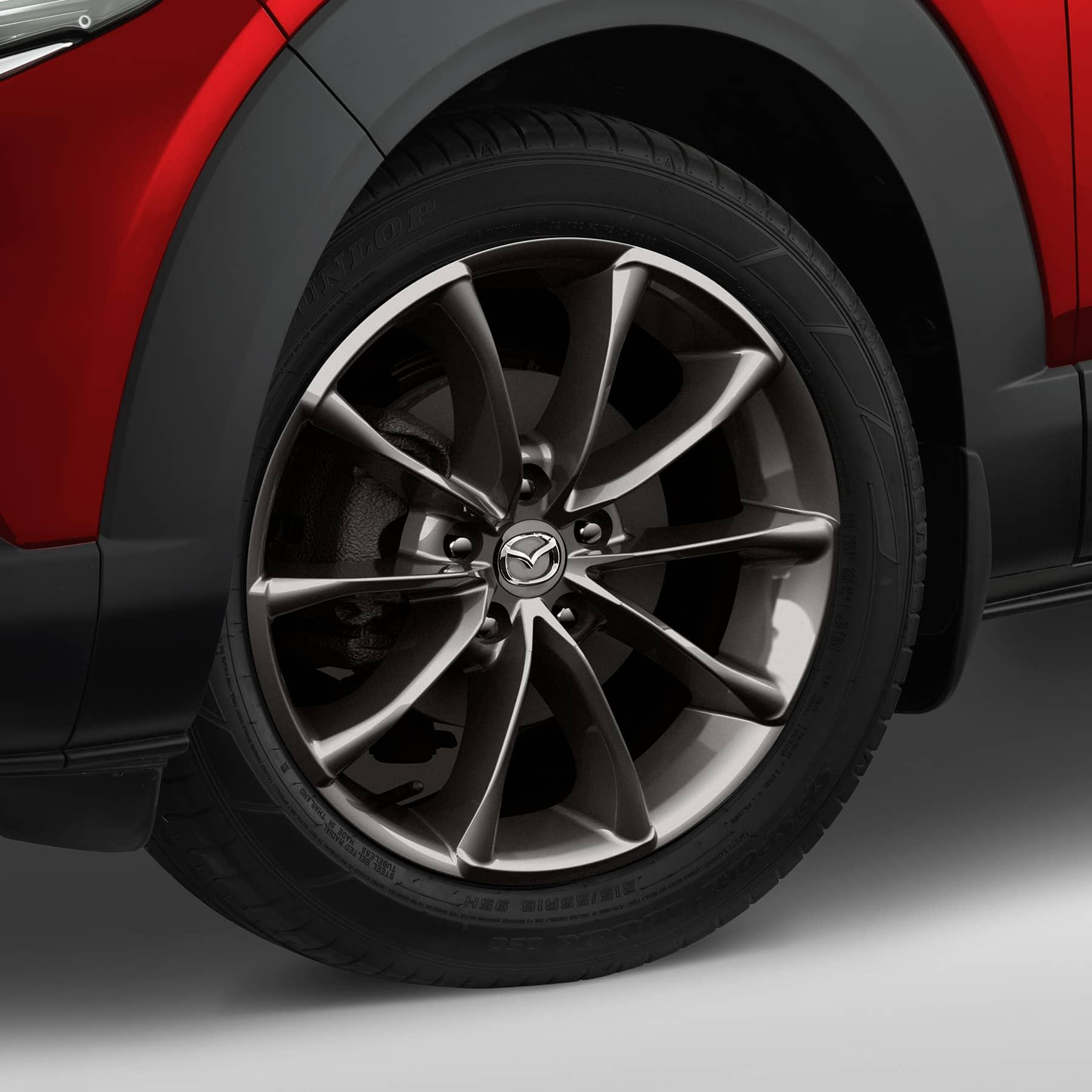 18- Inch Satin Chrome Alloy Wheels