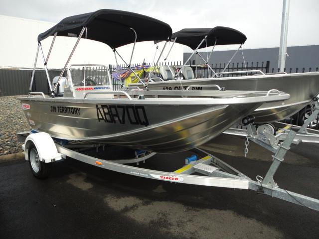 2019 Stacer Territory Striker Boat