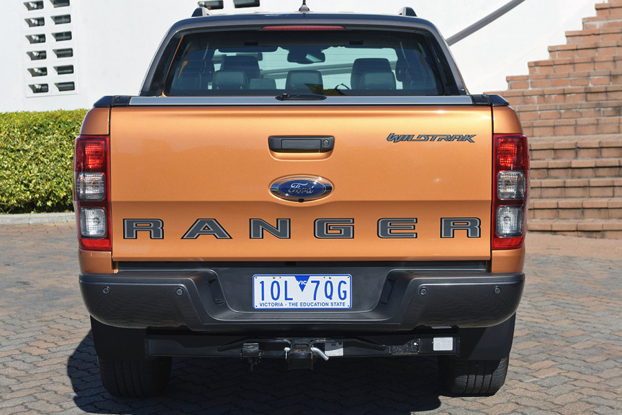 2018 MY19.00 Ford Ranger PX MkIII 2019.0 Wildtrak Utility Mobile Image 7