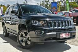 Jeep Compass North CVT Auto Stick MK MY15