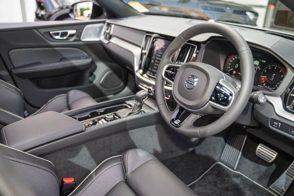 2019 MY20 Volvo V60 F-Series T5 R-Design Wagon Image 5