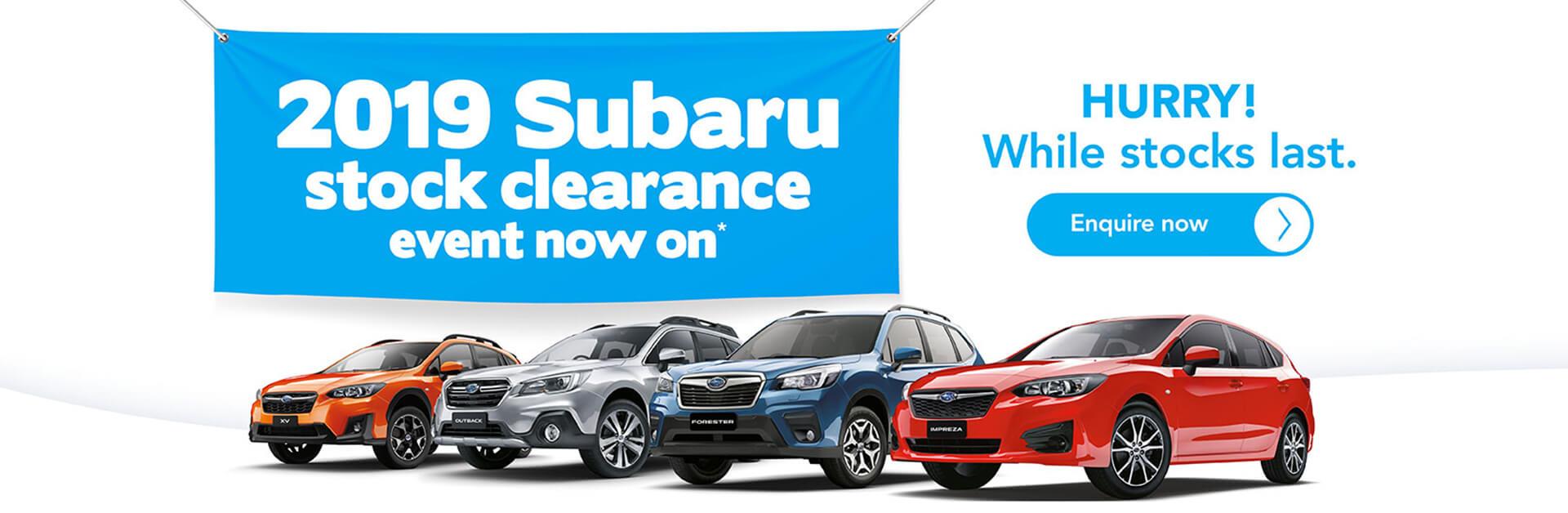 Woodleys Subaru offers