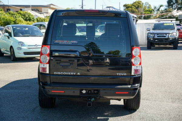 2010 MY11 Land Rover Discovery 4 Series 4 MY11 SDV6 CommandShift SE Wagon Image 5