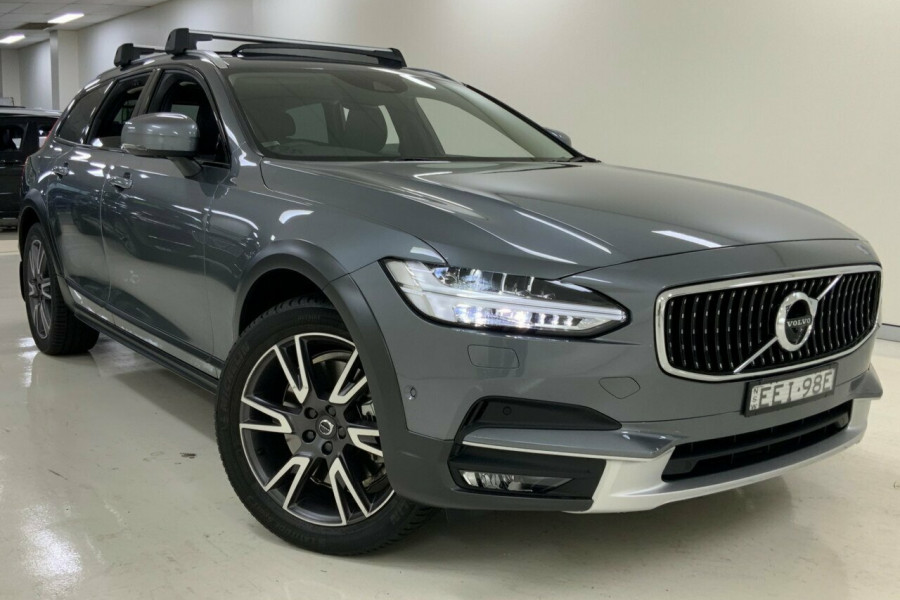 2019 MY20 Volvo V90 236 MY20 D5 Cross Country Inscription Wagon Mobile Image 1