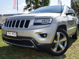 Jeep Grand Cherokee Limited WK Turbo