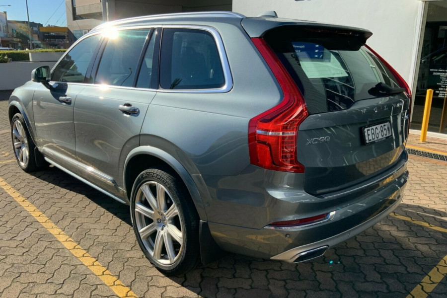 2018 MY19 Volvo XC90 256 MY19 D5 Inscription (AWD) Suv Mobile Image 6