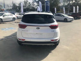 2017 MY18 Kia Sportage QL GT-Line Suv