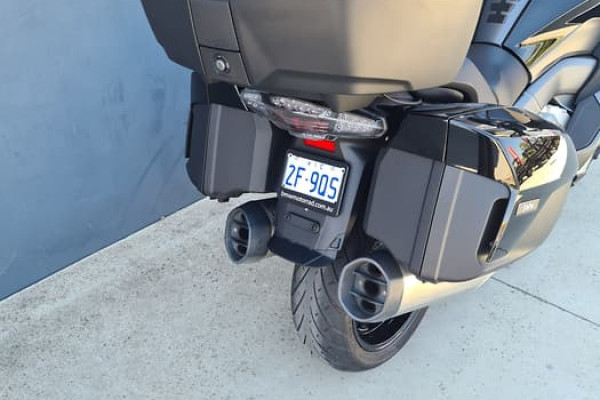 2019 BMW K1600 K GT Motorcycle
