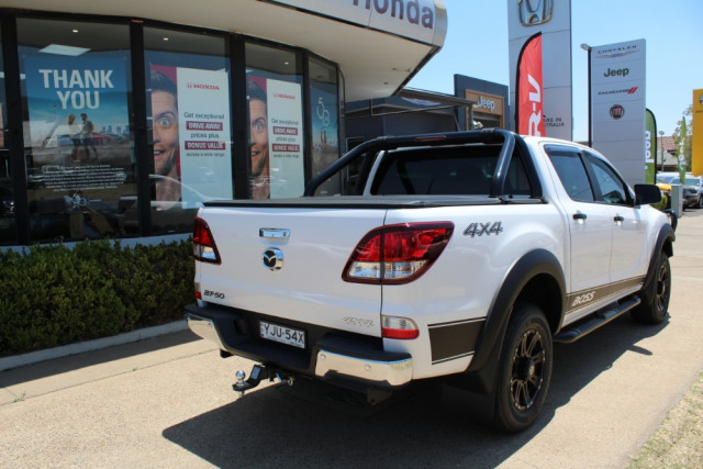 2019 Mazda BT-50 UR 4x4 3.2L Dual Cab Pickup Boss Cab chassis Mobile Image 7