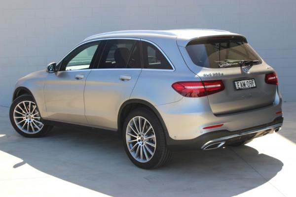 2019 MY09 Mercedes-Benz Mb Cclass X253  GLC250 GLC250 d Wagon Image 4