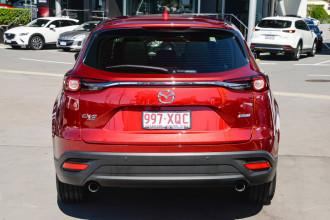 2017 Mazda CX-9 TC Touring Suv Image 4