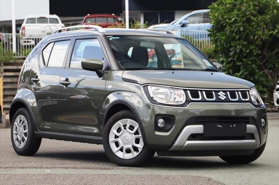 2020 Suzuki Ignis MF Series II GL Hatchback image 1