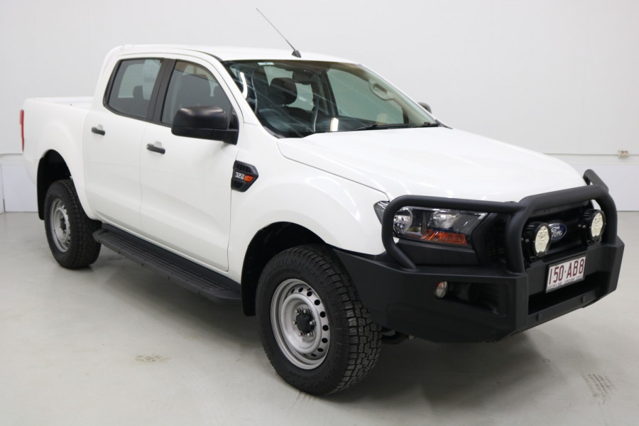 2017 Ford Ranger PX MKII XL Utility Image 3