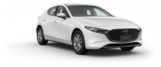 2020 MY21 Mazda 3 BP G20 Pure Other image 6