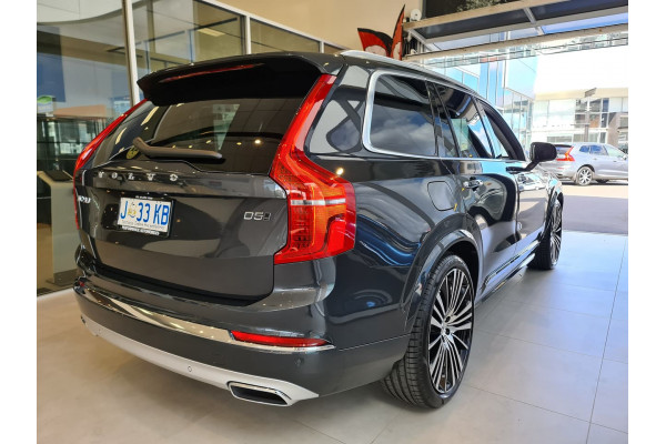 2020 Volvo XC90 (No Series) MY21 D5 Inscription Suv Image 4