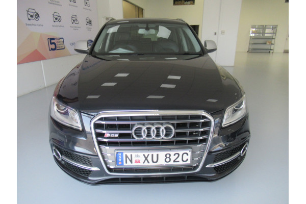 2014 Audi Sq5 8R MY14 TDI Suv Image 3