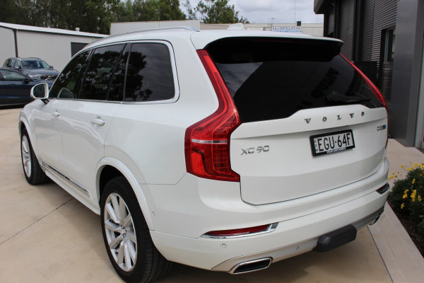 2015 Volvo XC90 (No Series) MY16 D5 Inscription Suv Image 3
