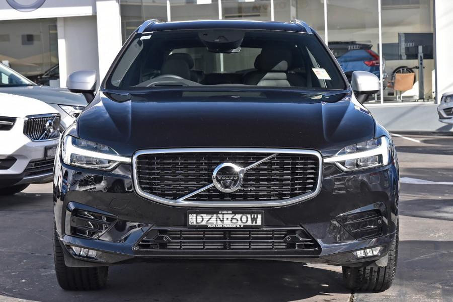 2019 Volvo XC60 UZ T6 R-Design Suv Mobile Image 4