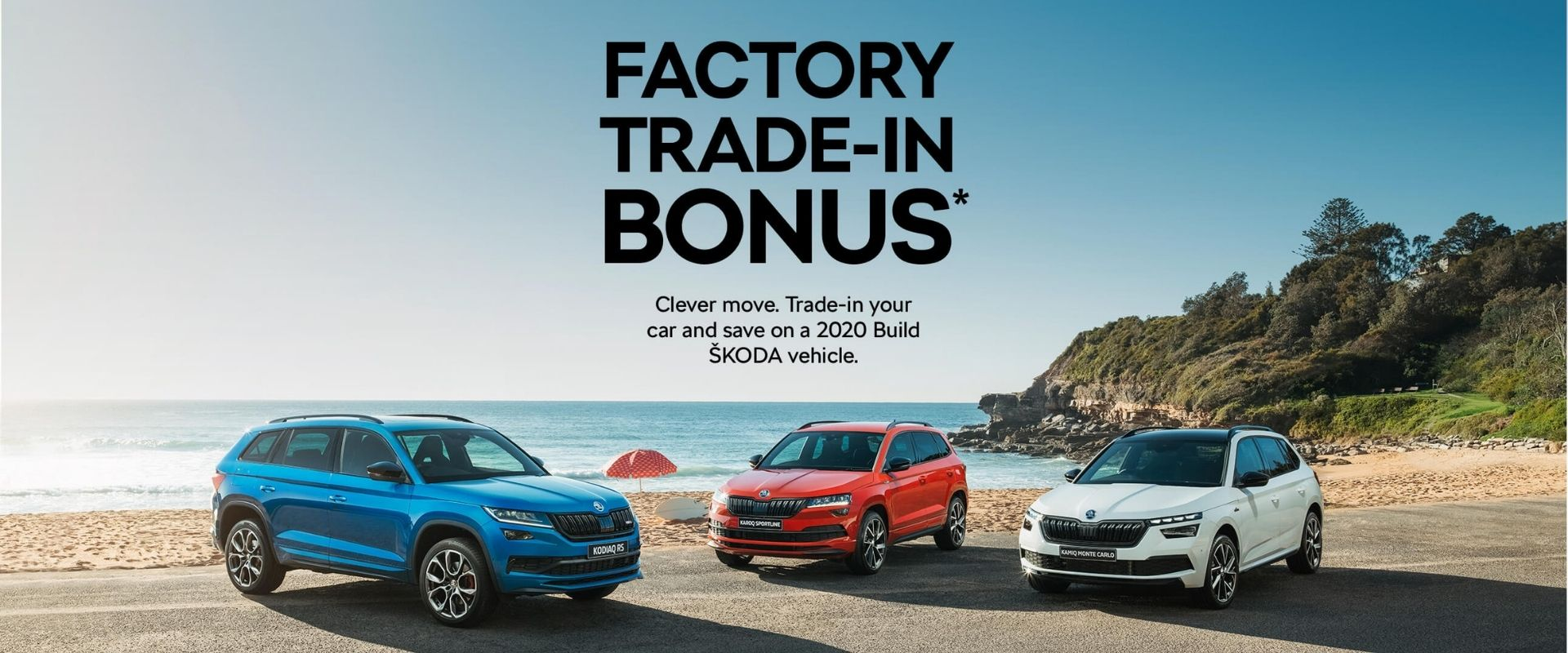 See our latest Skoda Offers and Specials