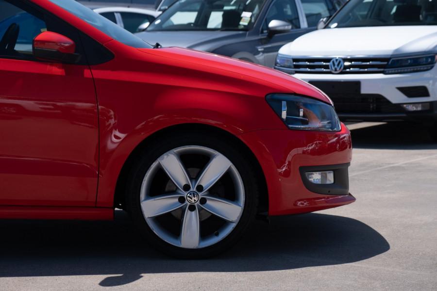 2011 Volkswagen Polo Comfrtline