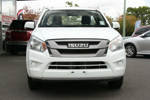 2019 Isuzu UTE D-MAX SX Single Cab Chassis Low-Ride 4x2  Cab chassis Mobile Image 6