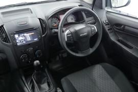 2019 Isuzu UTE D-MAX SX Crew Cab Chassis 4x4 Crew cab