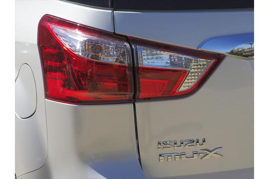 2018 Isuzu Ute MU-X (No Series) MY18 LS-M Wagon