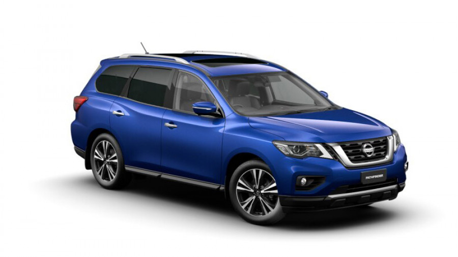 2019 Nissan Pathfinder R52 Series III Ti 4WD Suv Image 8