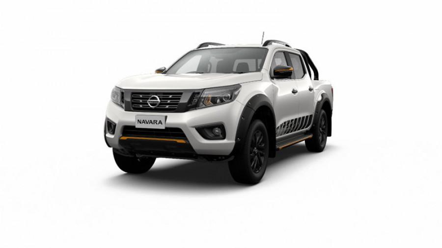 2020 Nissan Navara D23 Series 4 N-TREK Utility Image 1